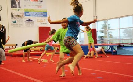 Award-winning Gymnastics Camps