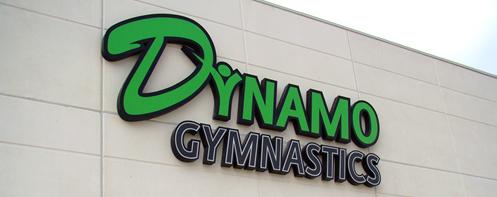 Dynamo Voted #1 Gymnastics Club and Summer Camp!