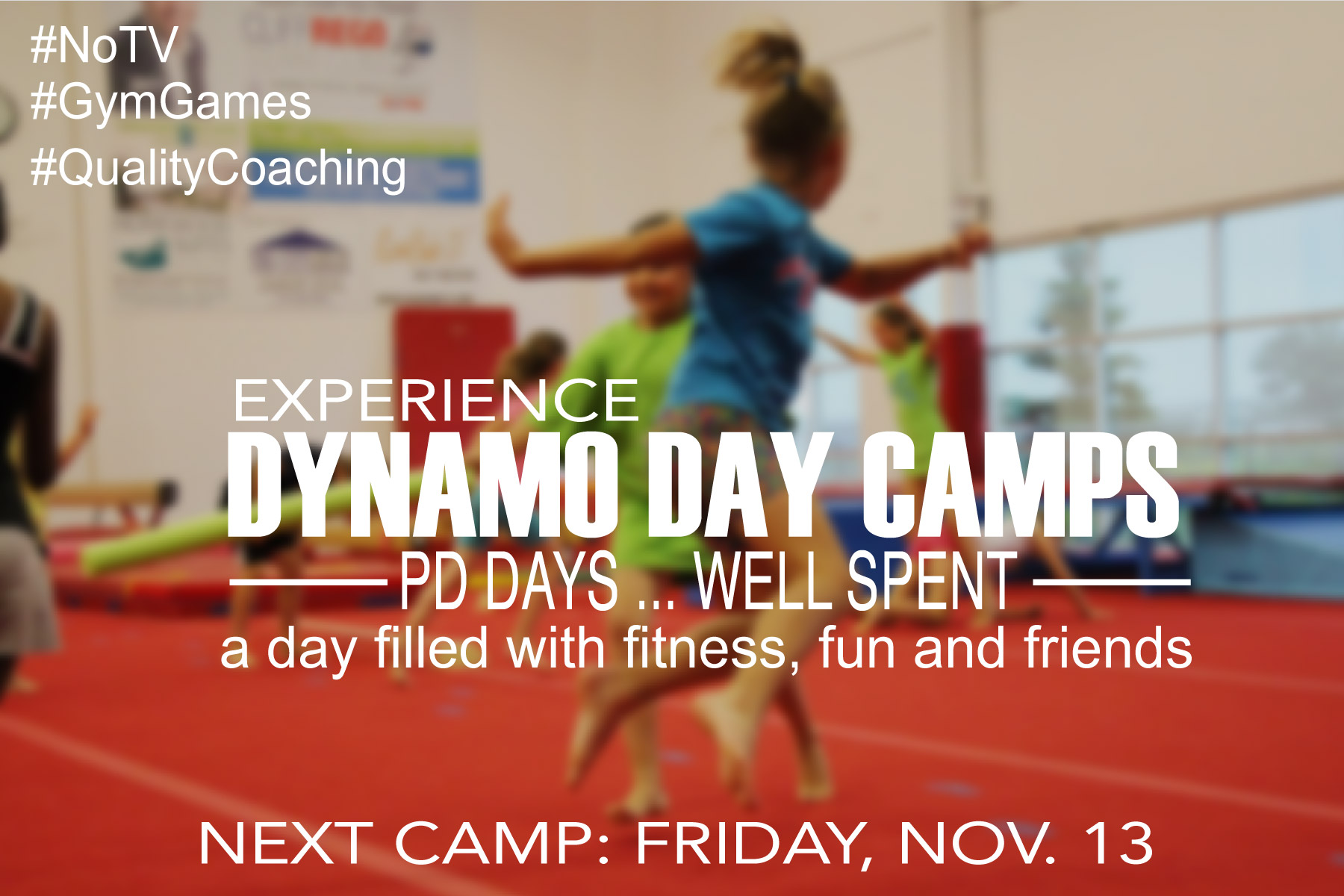 PD DAY CAMP AD