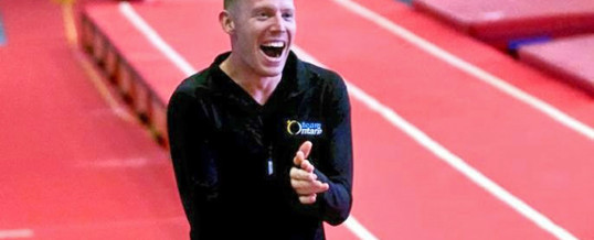 Top Canadian Power Tumbling Coach joins Dynamo Team!